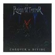CD The Reign Of Terror - Conquer & Divide - Lacrado