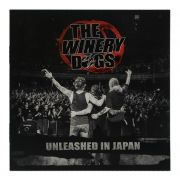 CD The Winery Dogs - Unleashed In Japan - Duplo - Lacrado