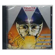 CD Tomita - Kosmos - Pictures at an Exhibition - Importado - Lacrado
