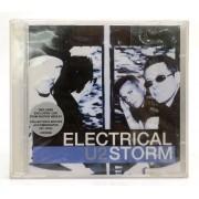 CD U2 - Electrical Storm - Importado EU - Lacrado