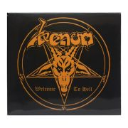 CD Venom - Welcome To Hell - Digipack - Lacrado