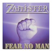 CD Zanister - Fear No Man - Lacrado