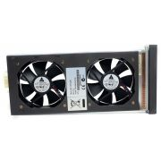 Cooler de Gaveta Box 3Com 3C16871 Switch 7700 4-Slot Fan Tray