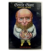 DVD Gentle Giant - Giant On The Box - Deluxe Edition - Lacrado - Importado