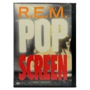 DVD R.E.M - Pop Screen - Importado - Lacrado