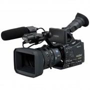 Filmadora HDV Sony HVR-Z7N - Lentes Intercambiáveis - DVCAM - OUTBOX