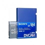Fita Sony Dvcam Tape - Pdv-184n 184 Min