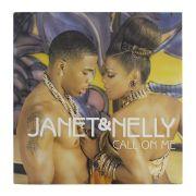 Lp Vinil Janet & Nelly - Call On Me (Importado EU)