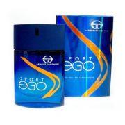 Perfume Masculino Sport Ego 120ml | 4 x 30ml - Sergio Tacchini - Lacrado