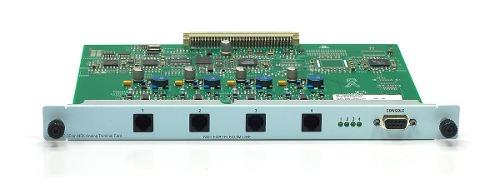 3com Nbx Analog Terminal Card Mod. 3c10117c