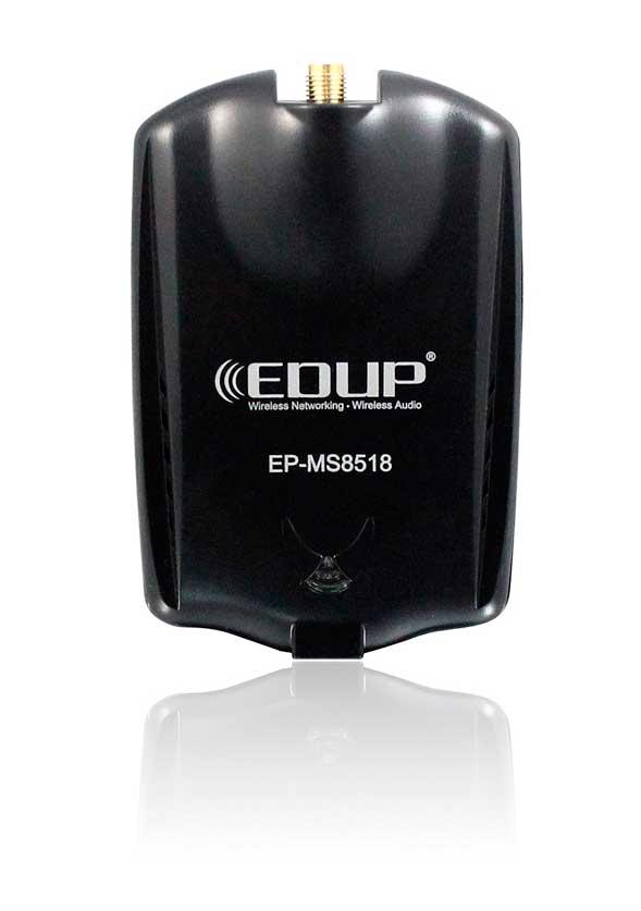 Adaptador USB Alta Potência Wireless 150Mbps 802.11N Adapter W EP-MS8518 Edup