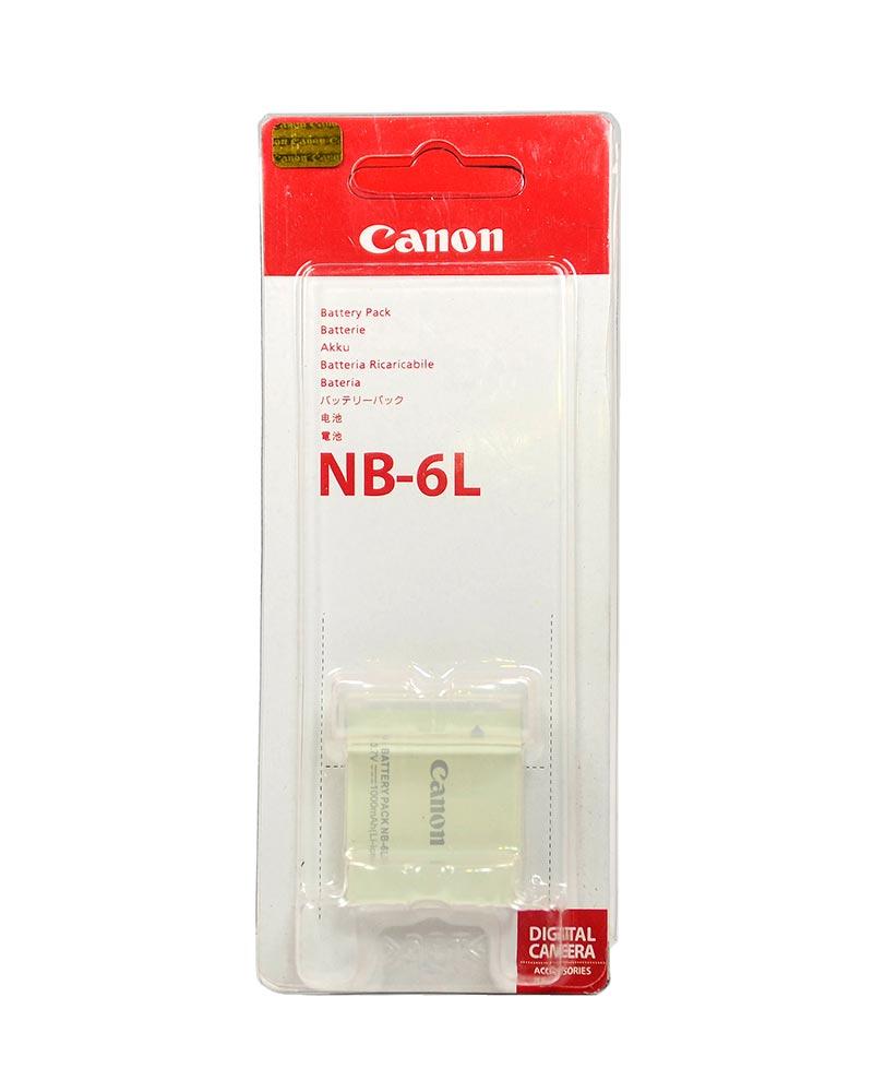 BATERIA CANON NB-6L - P/ Câmeras D10 D20 S95 S90