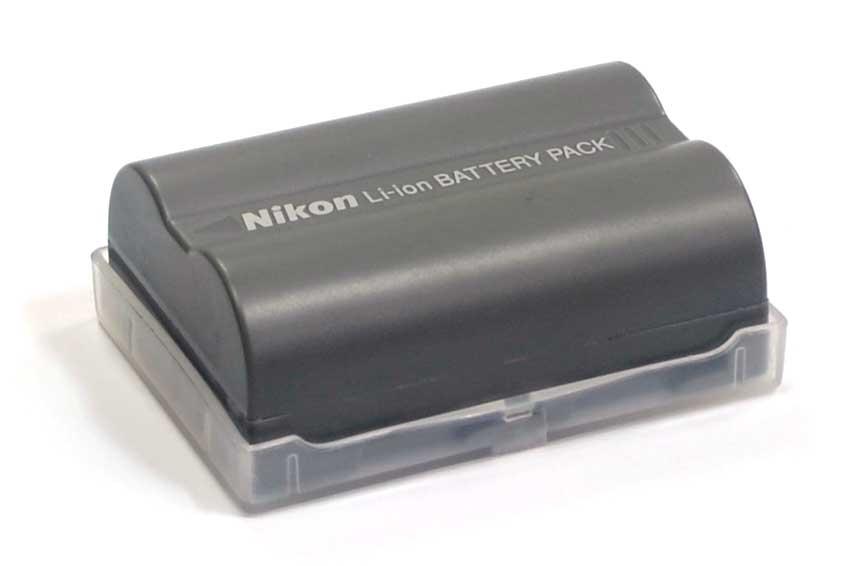 Bateria Nikon EN-EL3e - D50 D70 D80 D90 D200 D300 D700