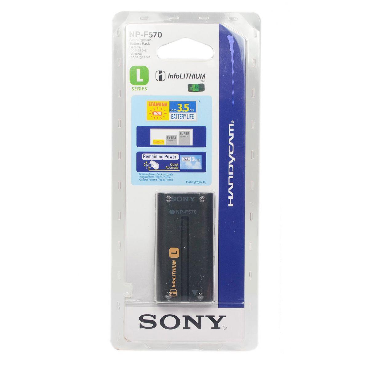 Bateria Sony Np-F570 - F770 F750 F970 F550