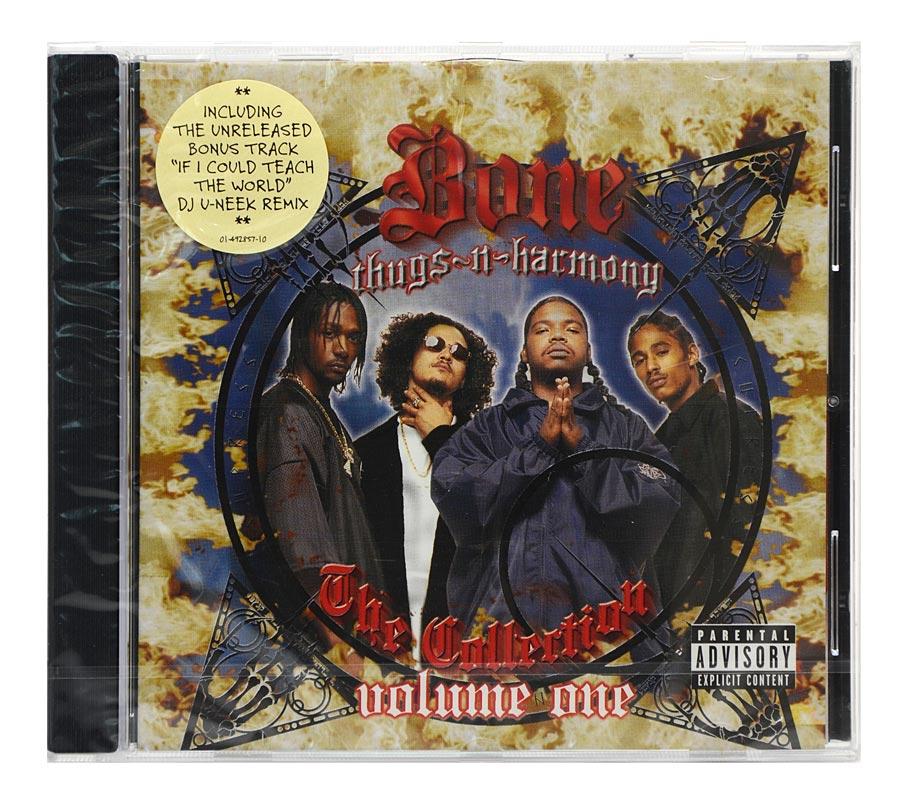 Bone Thugs-n-Harmony - The Collection Volume One - Importado - Lacrado