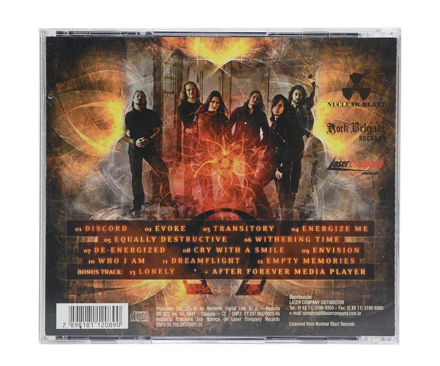 CD After Forever - After Forever - Lacrado