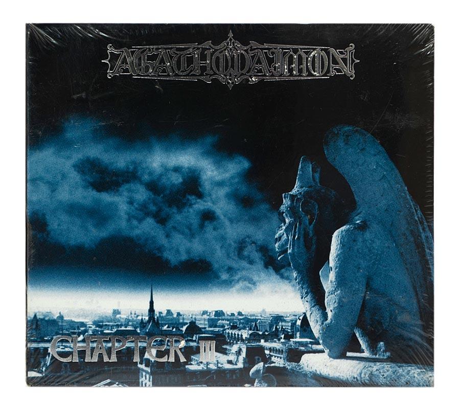CD Agathodaimon - Chapter III - Digipack - Importado Alemanha - Lacrado