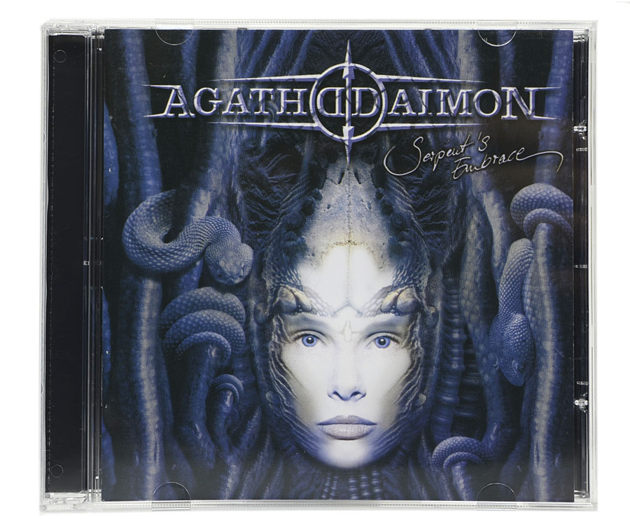CD Agathodaimon - Serpents Embrace - Lacrado