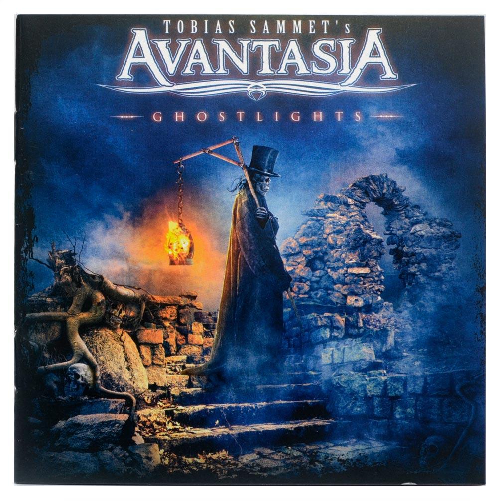 CD Avantasia - Ghostlights - Lacrado