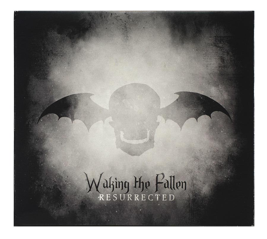CD Avenged Sevenfold - Waking The Fallen Resurrected - Triplo: 2 CDs + 1 DVD - Importado USA - Lacrado