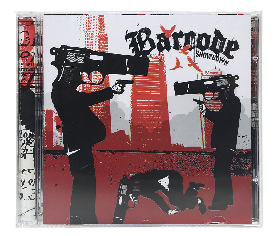 CD Barcode - Showdown - Lacrado