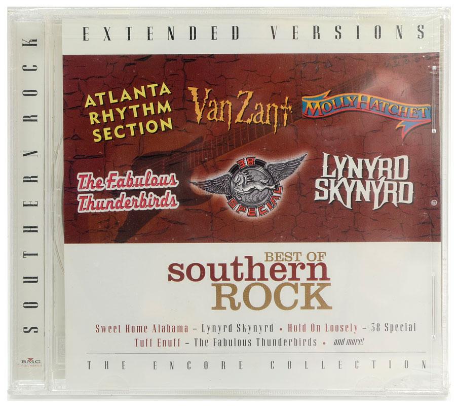 CD Best Of Southern Rock - Extender Versions - Importado - Lacrado