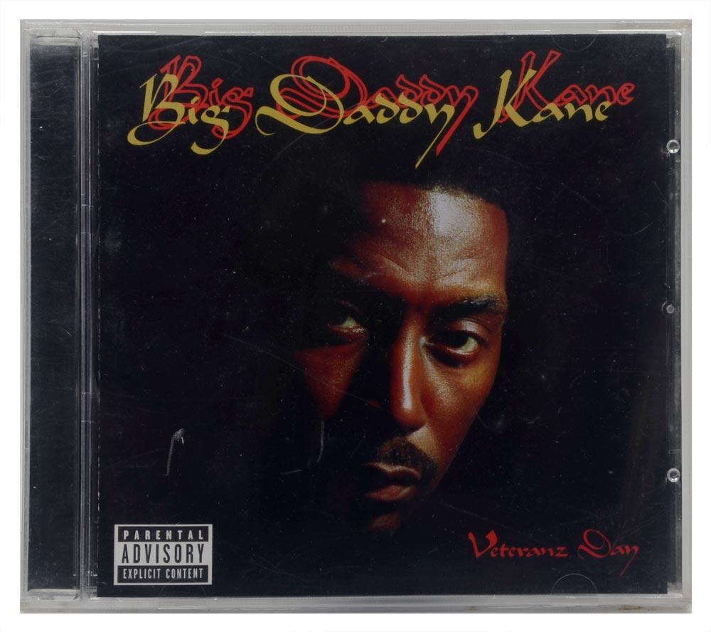CD Big Daddy Kane - Veteranz Day - Importado Alemanha - Lacrado