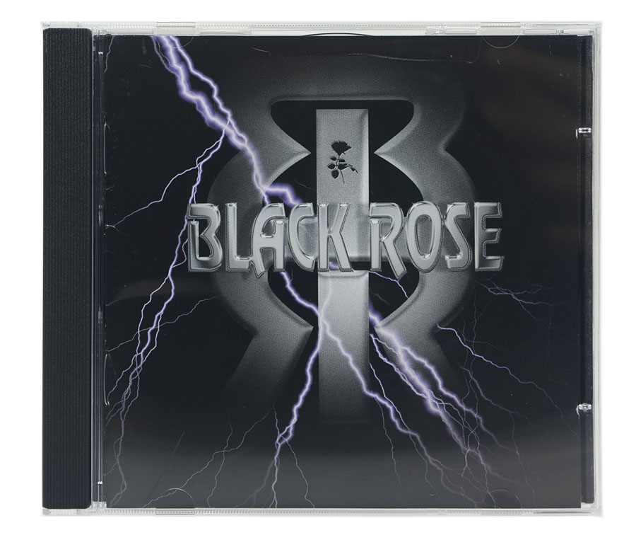 CD Black Rose - Black Rose - Lacrado