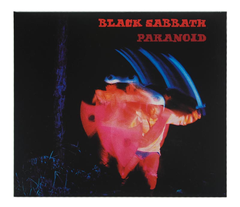 CD Black Sabbath - Paranoid - Digipack - Lacrado