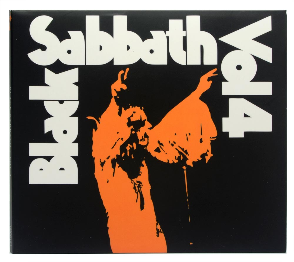CD Black Sabbath - Vol 4 - Digipack - Lacrado
