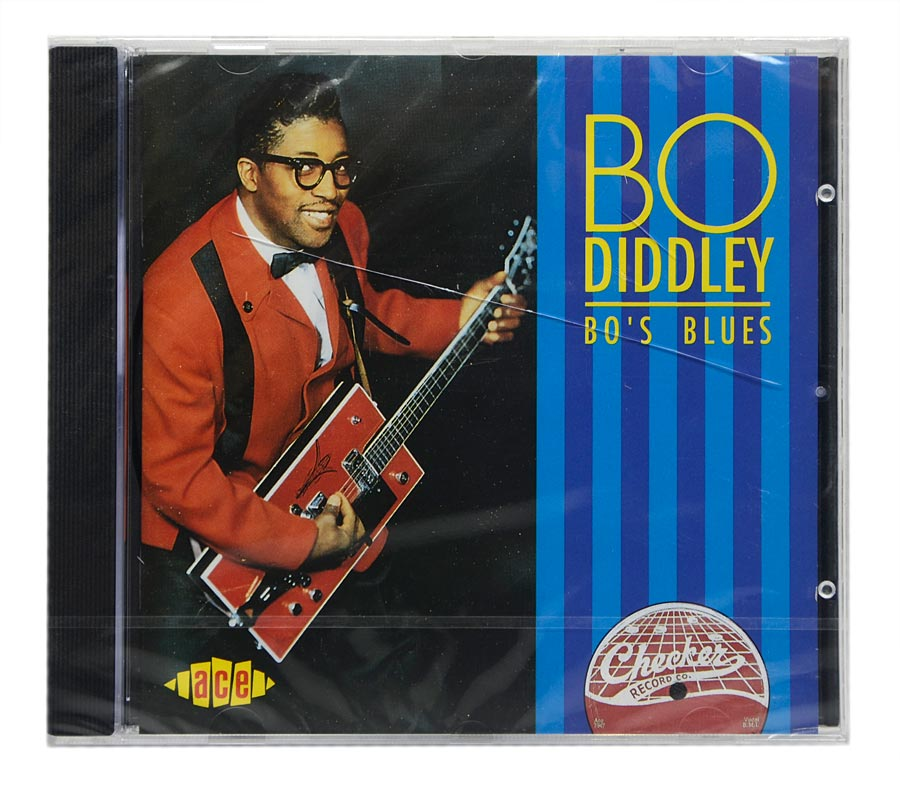 CD Bo Diddley - Bo's Blues - Importado