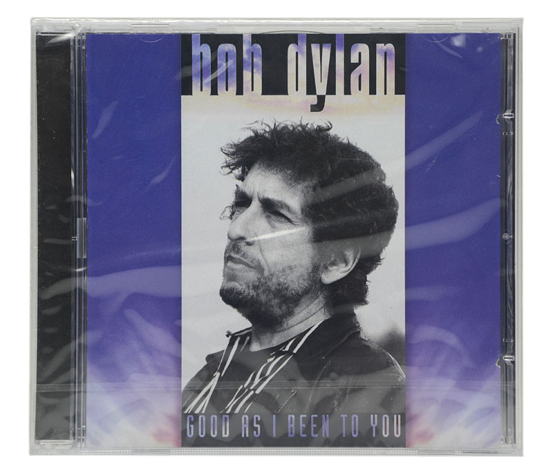 CD Bob Dylan - Good As I Been To You - Importado - Lacrado