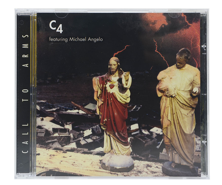 CD C4 - Call To Arms - Lacrado