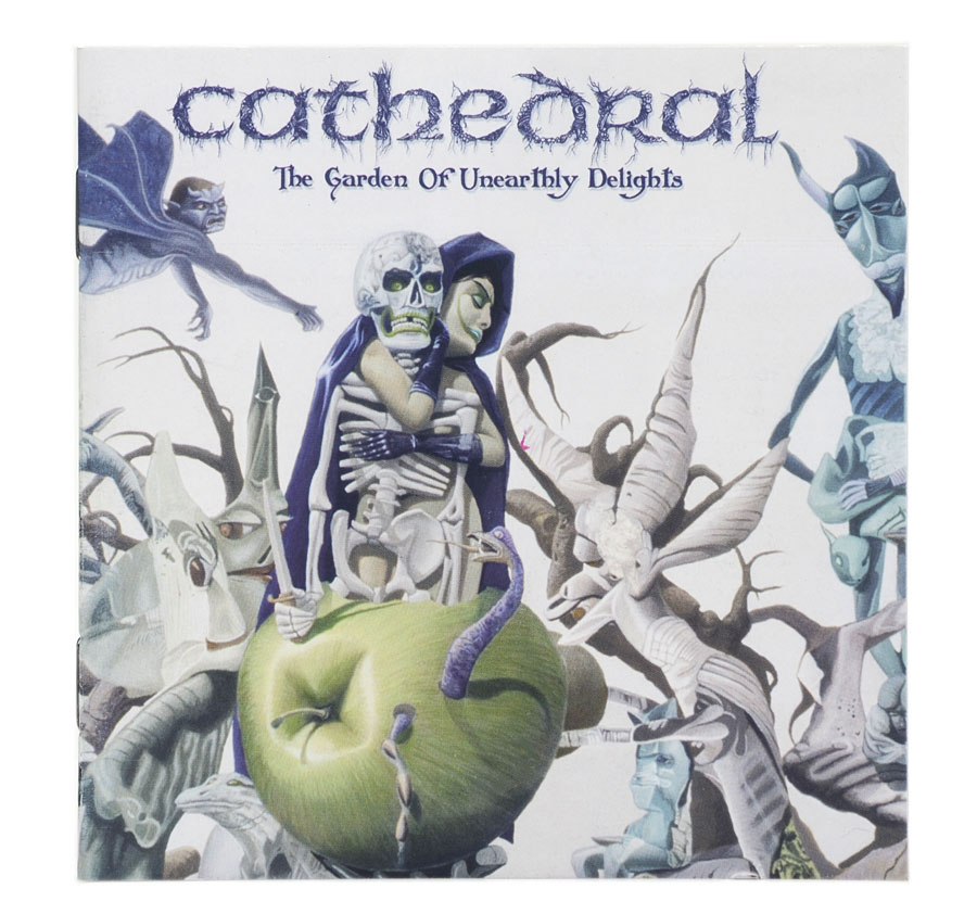 CD Cathedral - The Garden Of Unearthly Delights - Lacrado