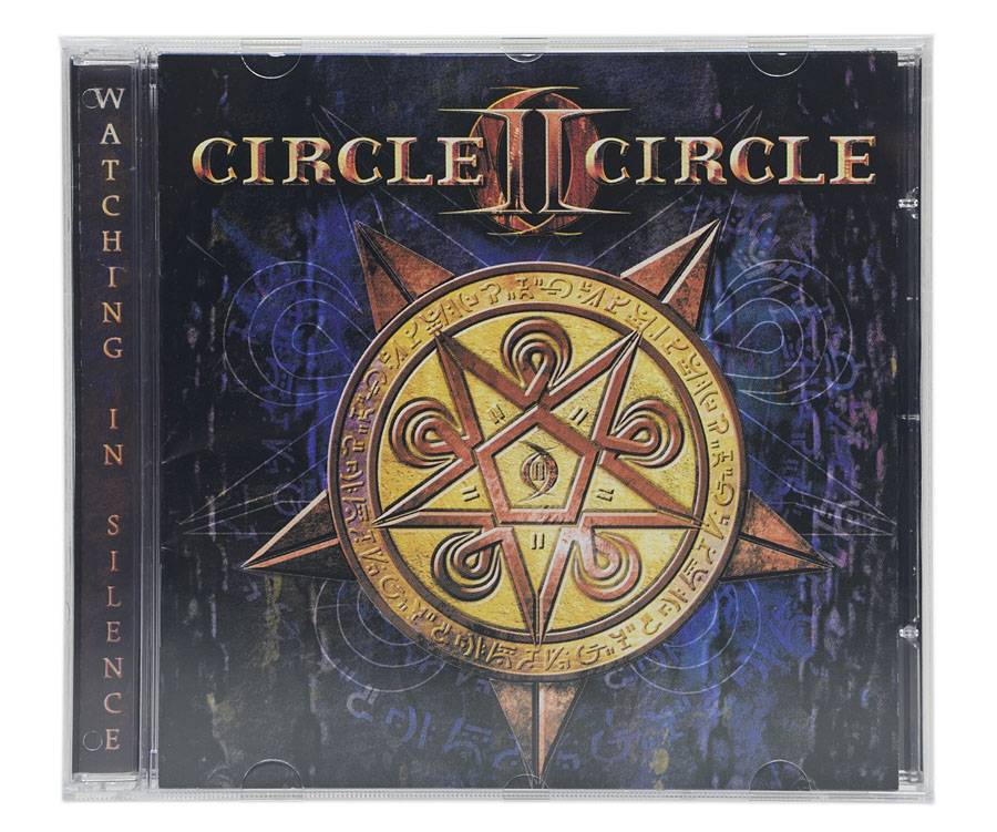 CD Circle II Circle - Watching In Silence - Lacrado