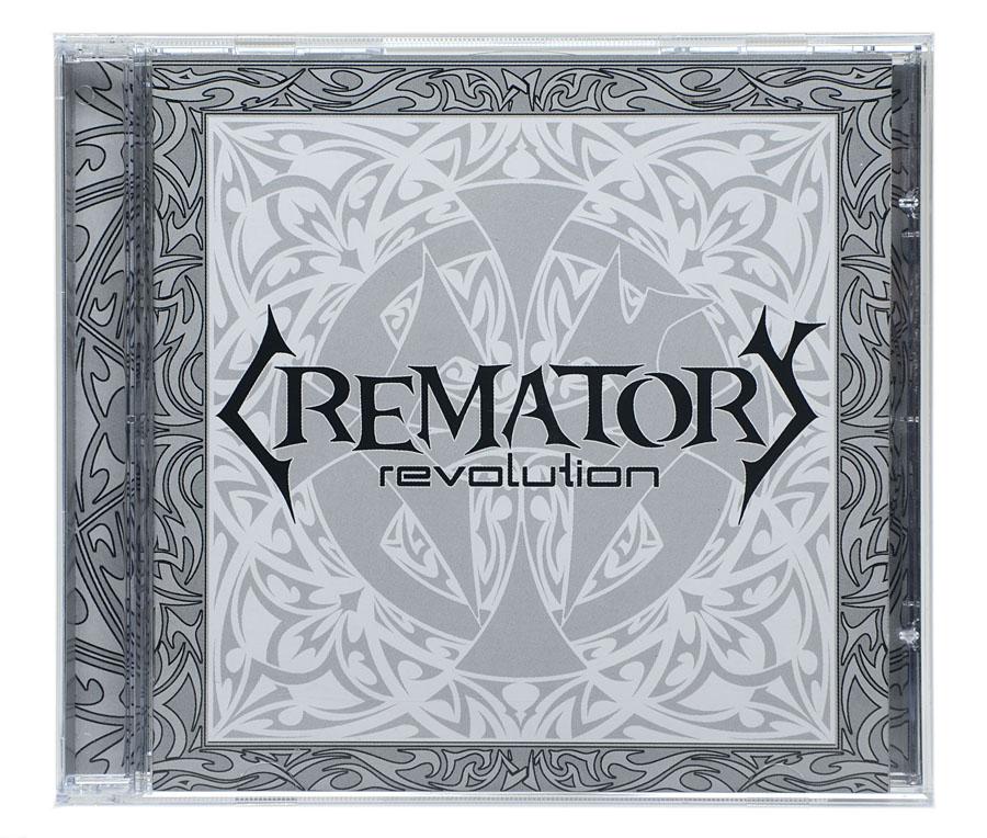 CD Crematory - Revolution - Lacrado