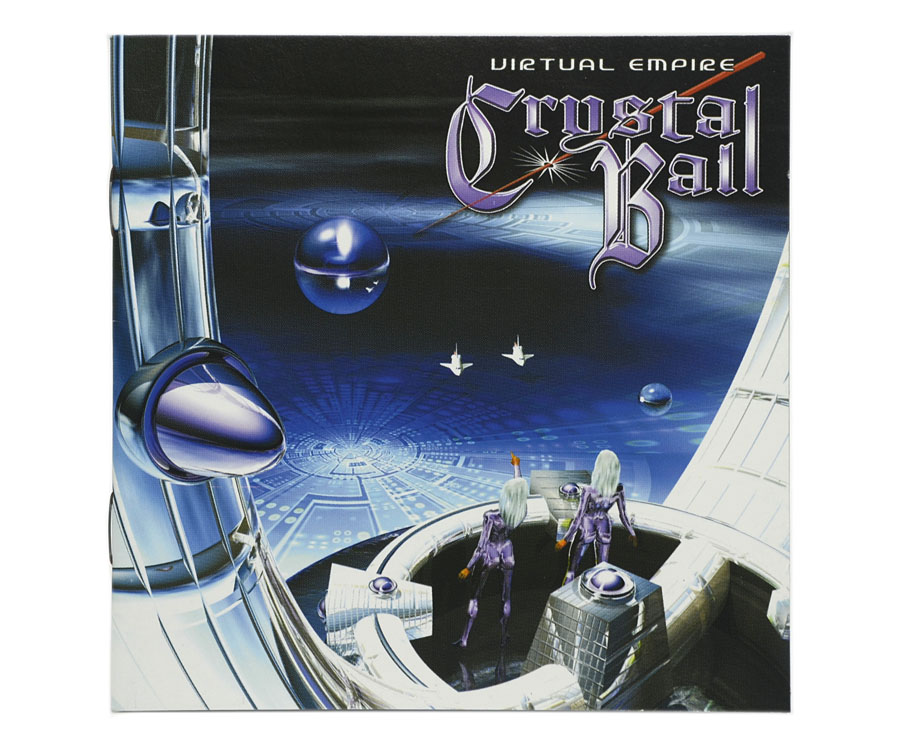 CD Crystal Ball - Virtual Empire - Lacrado