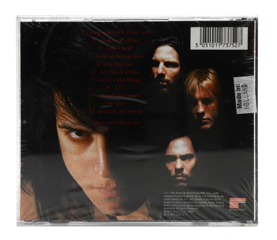 CD Danzig II - Lucifuge - Importado Holanda - Lacrado