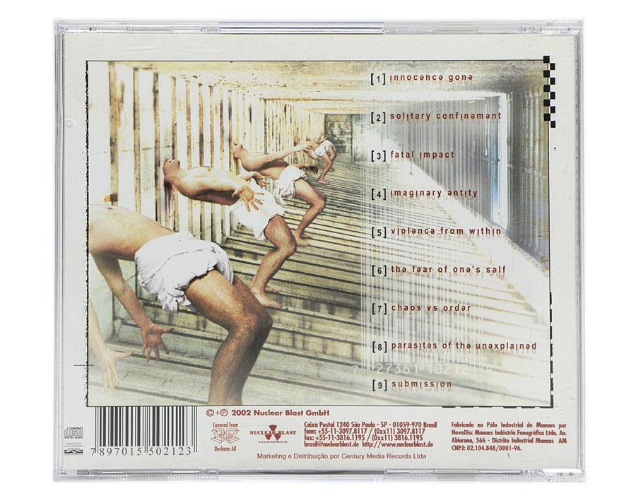 CD Darkane - Expanding Senses - Lacrado