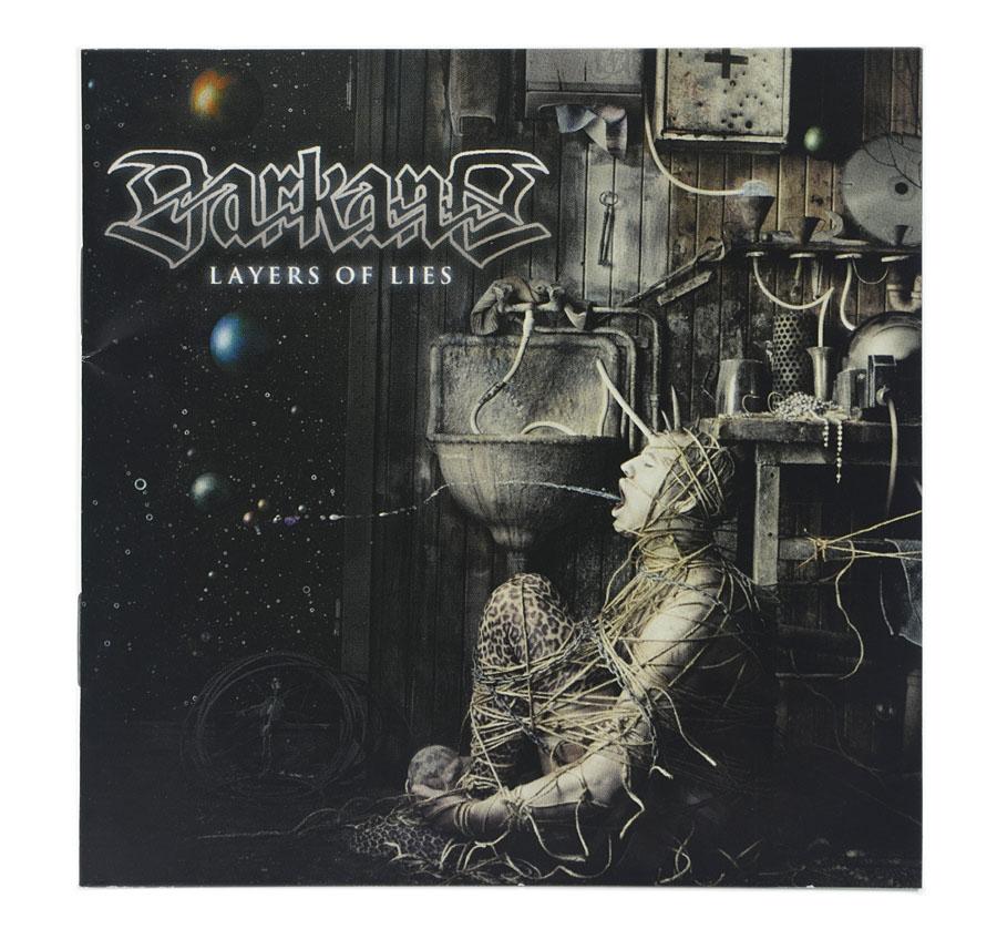 CD Darkane - Layer Of Lies - Lacrado