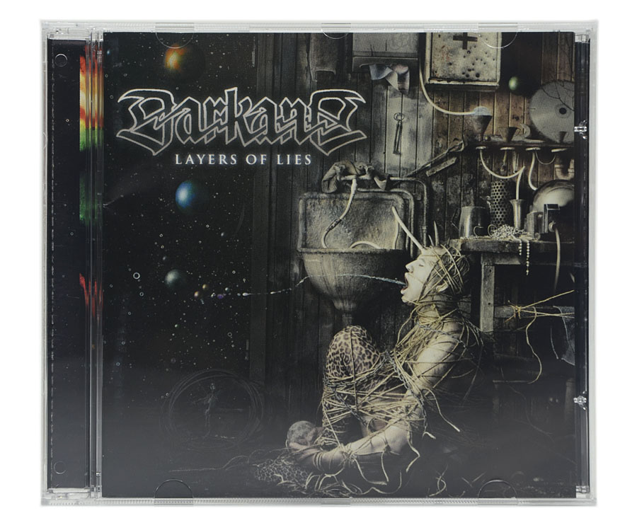 CD Darkane - Layer Of Lies - Lacrado