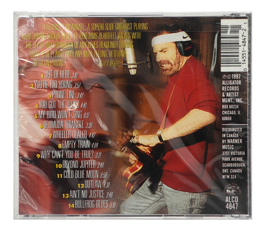 CD Dave Hole - Ticket To Chicago - Importado - Lacrado