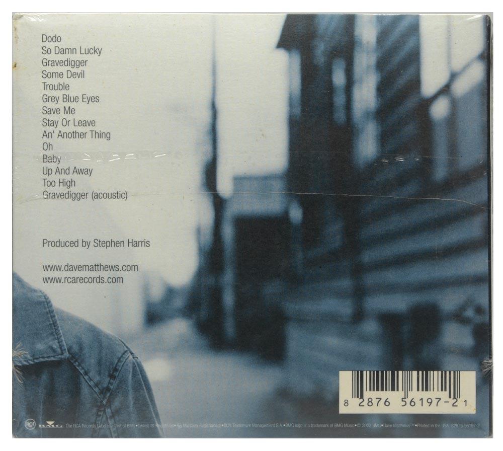 CD Duplo Dave Matthews - Some Devil - Importado - Lacrado