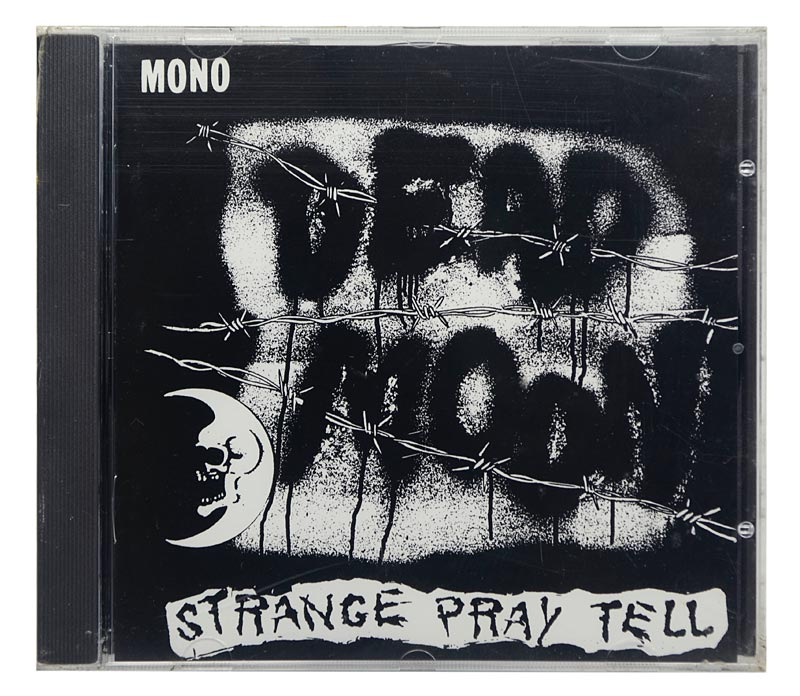 CD Dead Moon - Strange Pray Tell - Importado - Lacrado