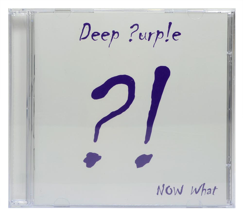 CD Deep Purple - Now What?! - Lacrado