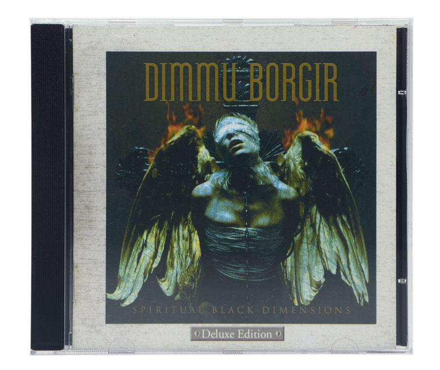 CD Dimmu Borgir - Spiritual Black Dimensions - Deluxe Edition - Lacrado