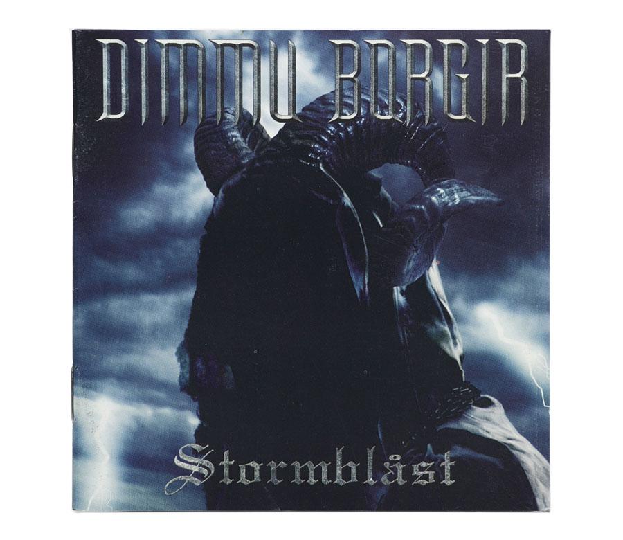 CD Dimmu Borgir - Stormblast (Duplo: CD + DVD) - Lacrado