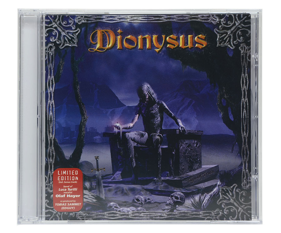 CD Dionysus - Sign Of Truth - Lacrado