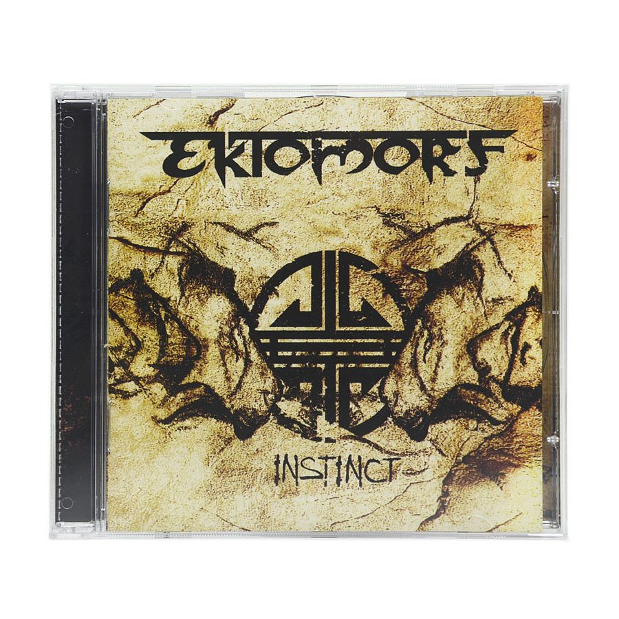 CD Ektomorf - Instinct - Lacrado