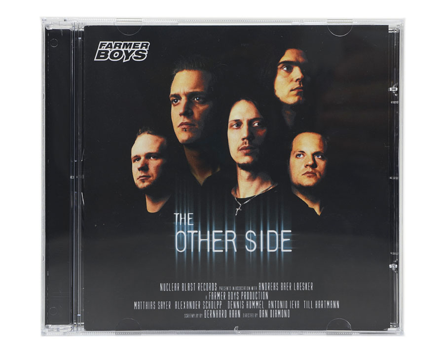 CD Farmer Boys - The Other Side - Lacrado